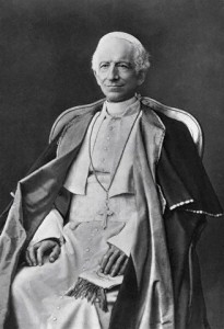 Pope Leo XIII (Papacy 1878-1903)