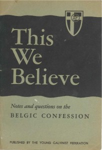 This We Believe - Fifth Printing, 1961