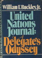 Buckley's Rollicking UN Journal