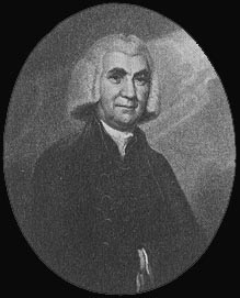 Rev. William Gordon