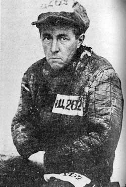 Alexander Solzhenitsyn in the Gulag