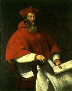 Cardinal Jacopo Sadoleto (1477-1547)